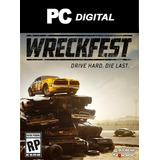 Wreckfest Pc Español / Edición Completa / Digital