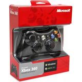 Control Joystick Xbox 360 Original Con Cable