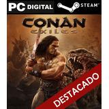 Conan Exiles Pc + Español Online Steam Original