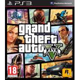 Gta V  Ps3 Original Digital  Gta 5 - Digital Games Uy-