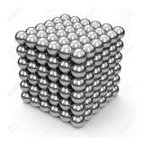 Imán De Neodimio Esferas  Magnética 216 Unidades 5mm
