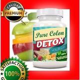 Quemador Grasa Pure Colon Purecolon Detox Adelgazante