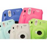 Camara Instantánea Fujifilm Instax Mini 9 Tipo Polaroid