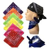 Bandanas,pañuelos Unisex,moda, Precios Por Mayor!!!