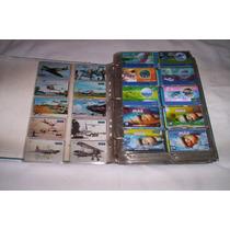 Brasileras Series Completas Tarjetas Telefonicas.leer..