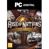Rise Of Nations Pc Español / Extended Edition / Full Digital
