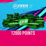 12000 Fifa Points Fifa 19 Ps4/xbox One/pc Ultimate Team
