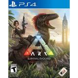 Ark Survival Evolved Juego Ps4 Original + Español + Garantía