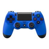 Joystick Ps4 Inalámbrico Original Dual Shock Azul Amv