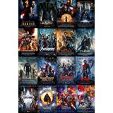 Coleccion Marvel En Dvd O Full Hd