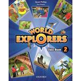 World Explorers 2 / Class Book + Activity Book / Oxford