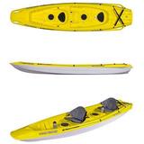 Kayak Bic Sports Trinidad Amarillo