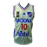 Camiseta Basketball Nacional Peak Liga Sudamericana - Auge