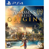 Assasins Creeds Origin Latam Ps4 - Pro