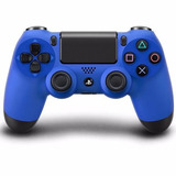 Joystick Inalambrico Control Ps4 Original Azul Tsuy