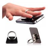 Anillo Metal Y Soporte Gps Celulares Tablet Anti Robo Colore