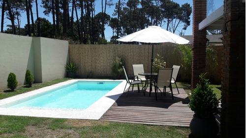 Casa A Estrenar C/piscina, Cercada Punta Del Este