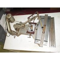 Pantografo Electrico Frances