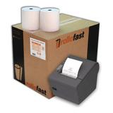 Rollo Termico Para Impresora Epson Tm-t20ii - Eticket
