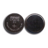 Pila Botón Maxell Japón Cr2016 3v Control Remoto Calculadora