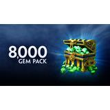 8000 Gemas Smite