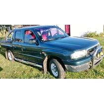 Mazda B 2500 Doble Cabina Extra Full Impecable Estado