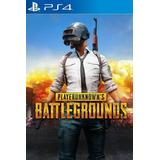 Playerunknowns Battlegrounds Pugb Ps4 Original + Garantía