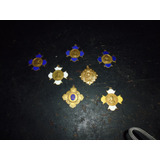 Medallas Honor Colegio De Hermanos Maristas,sin Grabar