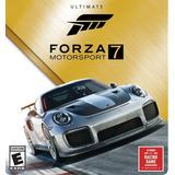 Forza Motorsport 7 Ultimate Edition+todos Los Dlcs-pcdigital