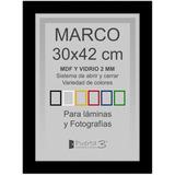 Marcos Mdf Para Fotos Y Láminas A3 (30x42cm) Varios Colores
