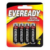 Pilas Eveready Aa X 4 Super Oferta!! Febo