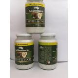 Aceite De Coco Virgen 600  Ml