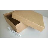 Caja De Cartón Para Tortas 32x34x13 Cm