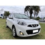 Nissan March Extra 2014 48.000km Nuevo!!  Financio Directo !