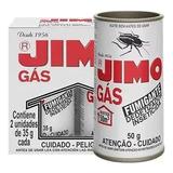 Gas Bomba Fumigante Jimo - 2 Unidades - Tyt