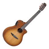 Guitarra Elec/acustica Yamaha Ntx700 Nylon Sunburs