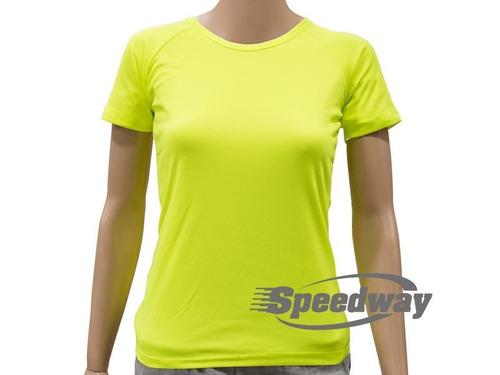 Camiseta Dry Cool Dama Fluorescente 10x  99c u Disershop 7e0dd6aae8694