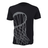 Camiseta Remera Spalding De Basketball Adulto Algodón