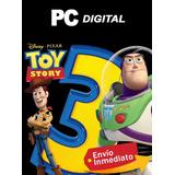 Toy Story 3 Pc Español / Edición Digital Offline