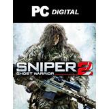 Sniper Ghost Warrior 2 Pc Español / Edición Completa Digital