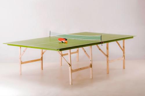 263058f05 Mesa Ping-pong Plegable Medidas Reglamentarias C acc. C-d -   4760 ...