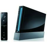 Nintendo Wii + Control + Nunchuk + Base + Destrabado + 5 Jue