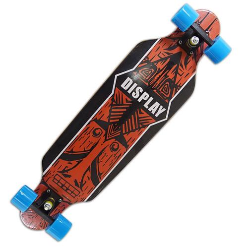 c8519f7b7f3 Skate Longboard Tabla Patineta Aluminio Ruedas Pu