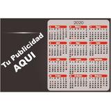 Almanaque Imán 2019 - 14x10 , Calendario , Heladera