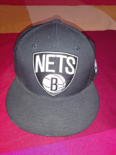 Nba Gorra De Los Brooklyn Nets 628aa8f1091
