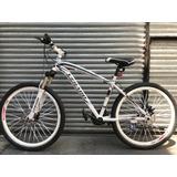 Bicicleta Verado Montaña Suspension Freno A Disco Shimano