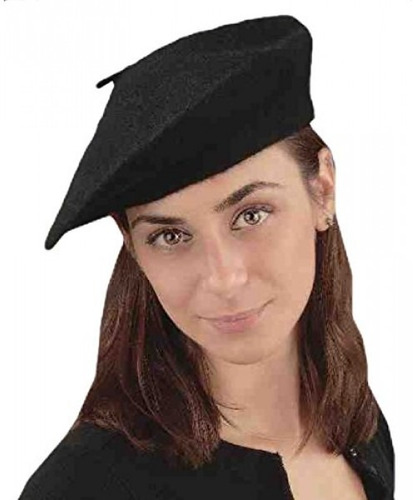 60201240494a8 Boina Francesa Para Adultos De La Novedad Para Mujer Foru