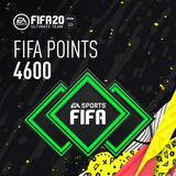 Fifa 20 4600 Fut Points Ultimate Team Código Original