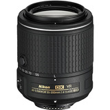 Lente Nikon 55-200mm Dx Vr Modelo F/4-5.6 Afs Dx Vr
