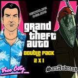 Double Pack Gta Vice City & San Andreas Pc